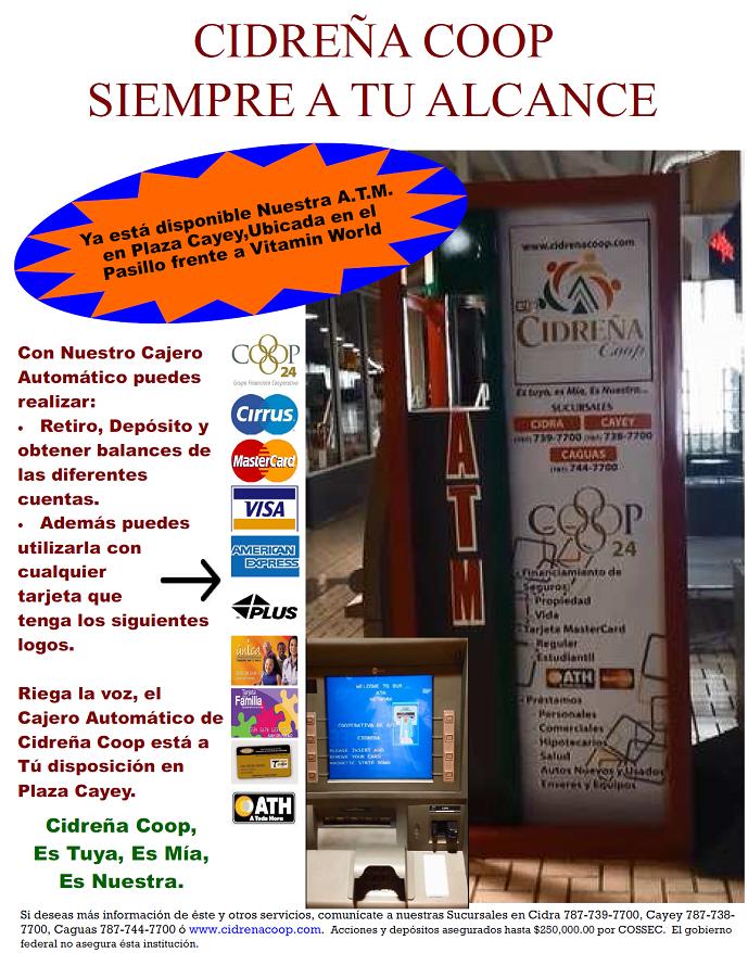 ATM Plaza Cayey